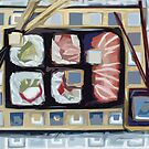 Sushi 2 by Alma Lee
