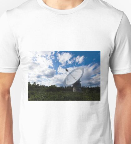 Is there anybody out there? Unisex T-Shirt