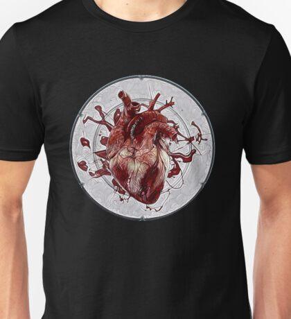 Heart on a Plate Unisex T-Shirt