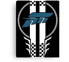 Forza Rally Tee Canvas Print