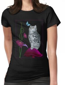 Enchanted Womens Fitted T-Shirt