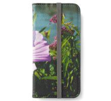 Purple Blooms iPhone Wallet/Case/Skin