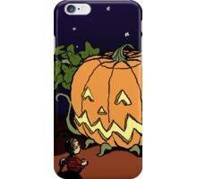 It's the Great Pumpkin! iPhone Case/Skin