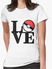 PokéLove Womens Fitted T-Shirt