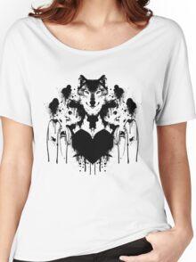 Dan Smith Inkblot Women's Relaxed Fit T-Shirt