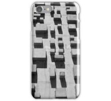 Brasilia Blocks iPhone Case/Skin