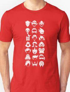 Heros - Black Unisex T-Shirt