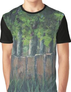 Summer Trees AC160216-15  Graphic T-Shirt