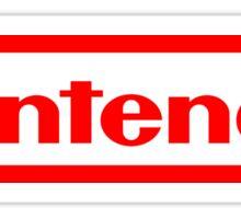 Nintendo NES logo Classic Video Games Sticker