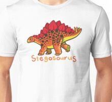 Lil' Stegosaurus Unisex T-Shirt
