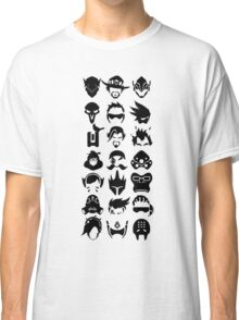 Heroes - White Classic T-Shirt