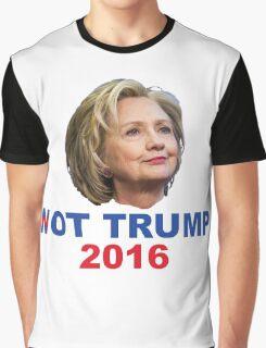 Not Trump 2016 Graphic T-Shirt