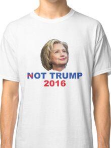 Not Trump 2016 Classic T-Shirt
