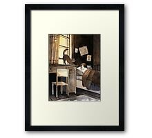 Autumn mornings Framed Print