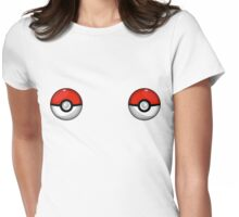 Pokeboobs Womens Fitted T-Shirt