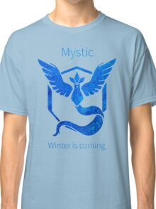 Pokemon GO - Winter Is Coming Classic T-Shirt