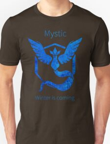Pokemon GO - Winter Is Coming Unisex T-Shirt