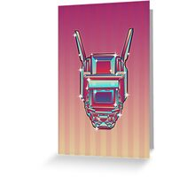 CHAPPiE Greeting Card