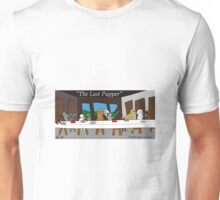 The Last Pupper:  A Smol Pupper Comic Unisex T-Shirt