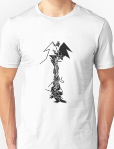 Oneothrix point never  Unisex T-Shirt
