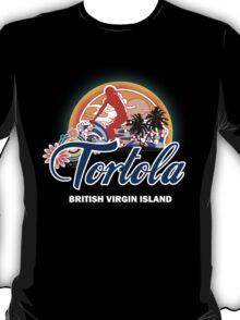 Tortola Caribbean Sea T-Shirt