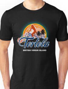 Tortola Caribbean Sea Unisex T-Shirt