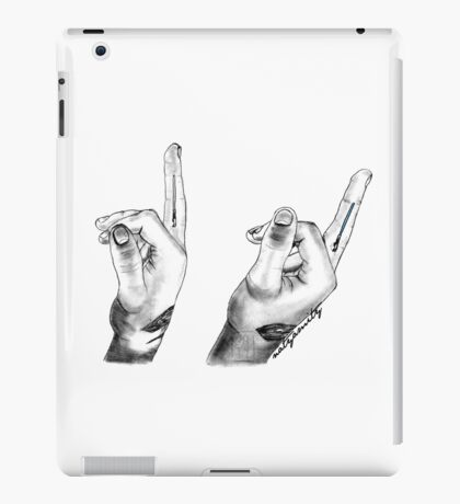 Zayn Lightsaber iPad Case/Skin