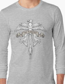 Microraptor - The Tiny Plunderer Long Sleeve T-Shirt