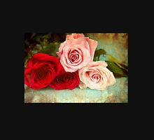 A painting of a bunch of Roses Unisex T-Shirt