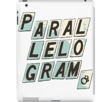 Paralelogram iPad Case/Skin