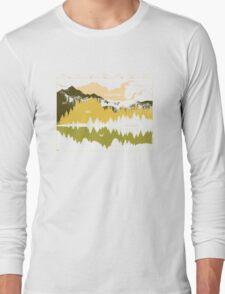 Music Timeline Long Sleeve T-Shirt