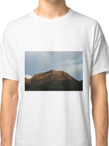 Bird Flying over Hazards Classic T-Shirt