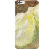 A painting of a two white of Roses iPhone Case/Skin