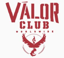 Valor Club - Team Valor One Piece - Short Sleeve