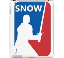 The king in the North Conference of the Westeros Basketball Association iPad Case/Skin