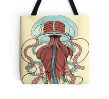 Space Jellyfish (Dr Seuss Inspired) Tote Bag