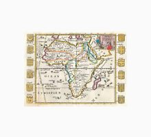 Vintage Map of Africa (1710) Unisex T-Shirt