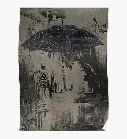 Might Rain Poster
