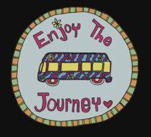 Enjoy the Journey! Kids Tee