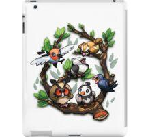 Birdies iPad Case/Skin