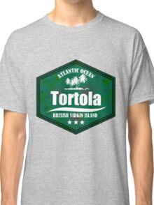 Tortola Fun Paradise  Classic T-Shirt