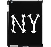 New York Highlanders iPad Case/Skin