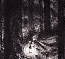 Light for the traveler by Pauliina Hannuniemi