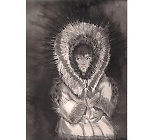 Eskimo Child Photographic Print