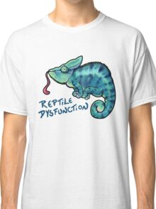 Reptile Dysfunction Classic T-Shirt