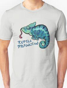 Reptile Dysfunction Unisex T-Shirt