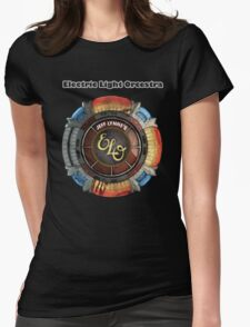 Jeff Lynne'n Elo Tour 2016 Womens Fitted T-Shirt