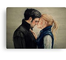 The Other Tale Canvas Print