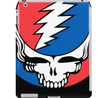 Redskins Grateful Dead iPad Case/Skin