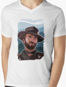 Eastwood Mens V-Neck T-Shirt